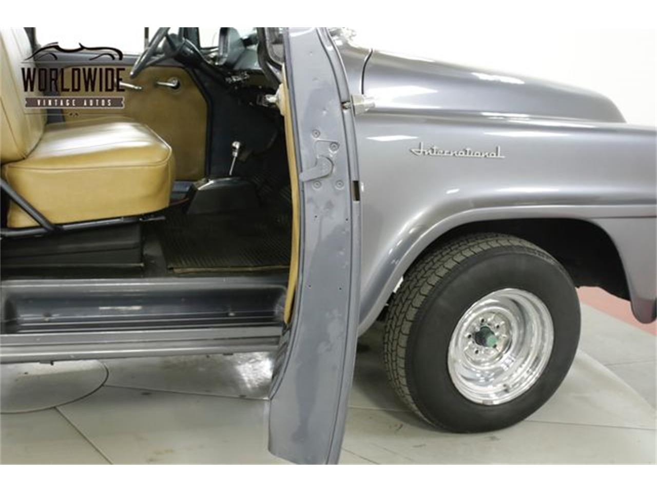 Large Picture of 1958 Pickup located in Colorado Offered by Worldwide Vintage Autos - R1LO