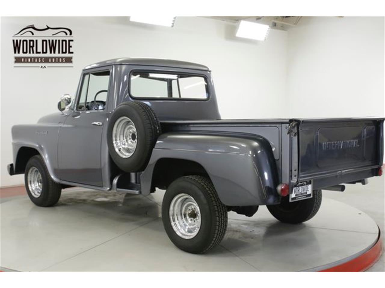 Large Picture of '58 Pickup located in Denver  Colorado - $19,900.00 Offered by Worldwide Vintage Autos - R1LO