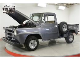 Picture of Classic 1958 Pickup located in Denver  Colorado - $19,900.00 Offered by Worldwide Vintage Autos - R1LO