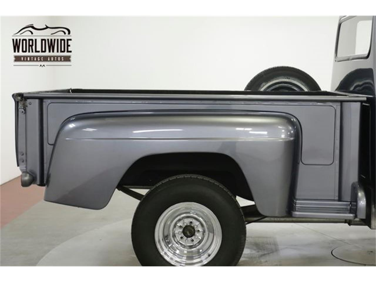 Large Picture of 1958 International Pickup - R1LO