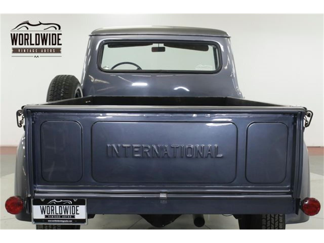 Large Picture of Classic '58 International Pickup - $19,900.00 Offered by Worldwide Vintage Autos - R1LO