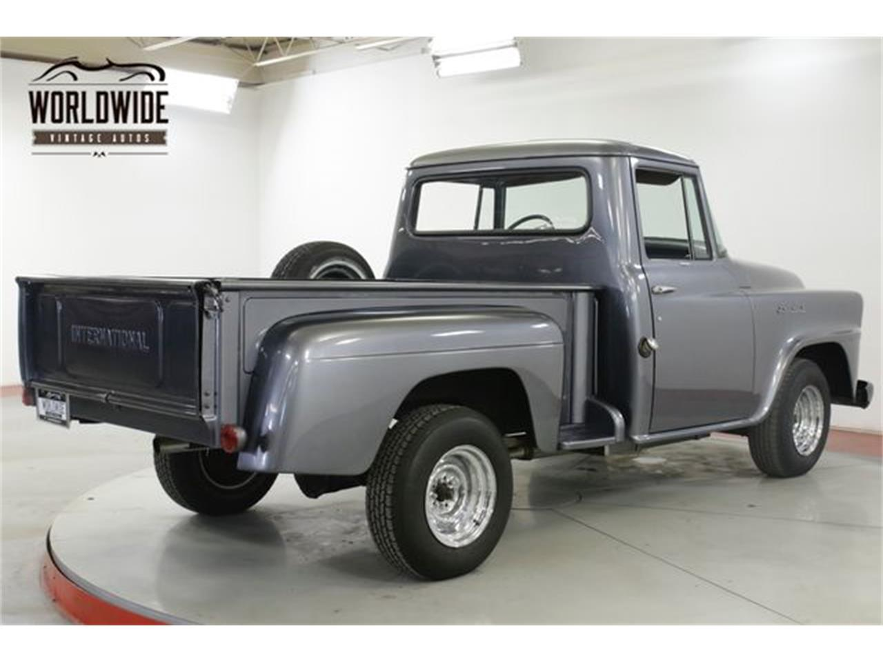 Large Picture of '58 International Pickup - R1LO
