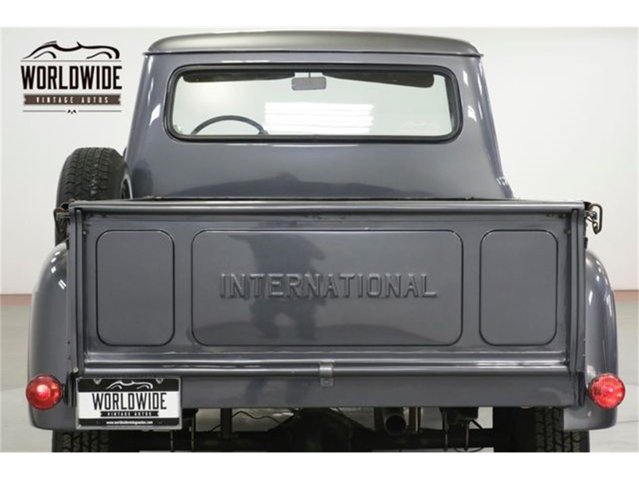 Large Picture of 1958 Pickup Offered by Worldwide Vintage Autos - R1LO