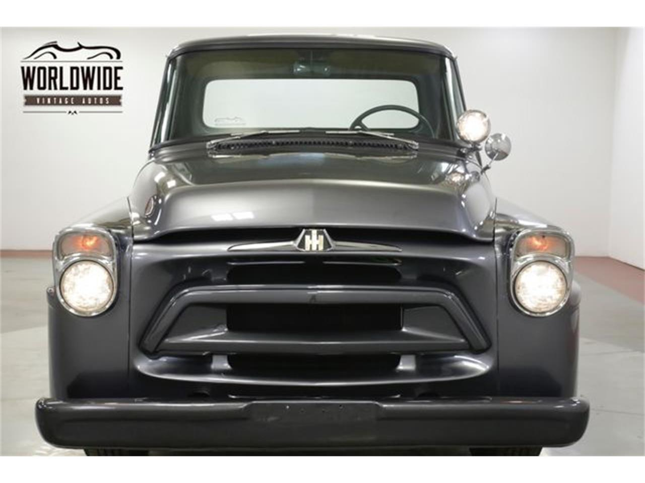 Large Picture of 1958 International Pickup located in Denver  Colorado Offered by Worldwide Vintage Autos - R1LO