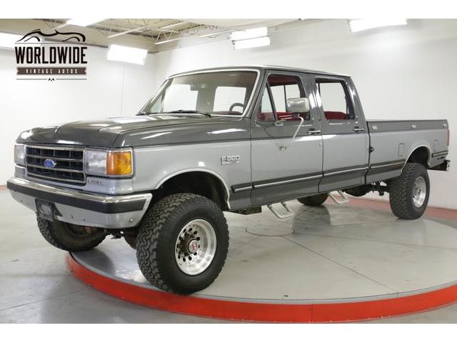 Picture of '89 F350 - R1LS
