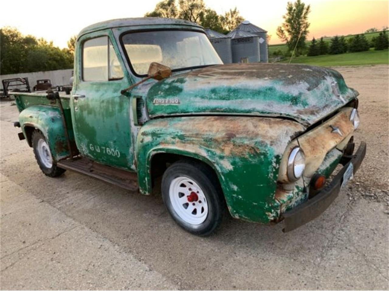 Large Picture of '54 F100 - R08I