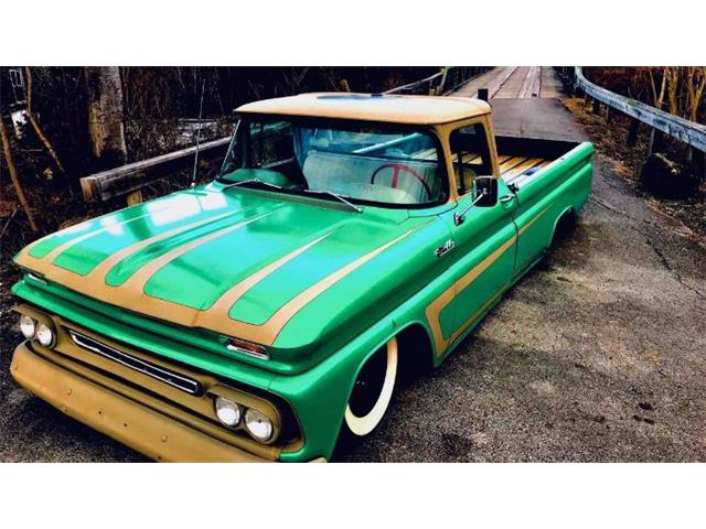 Picture of '61 C10 - R0D0