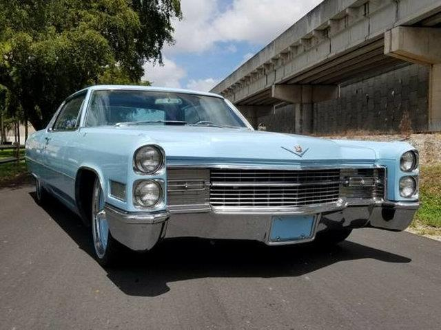 Picture of '66 Coupe DeVille - R1M4