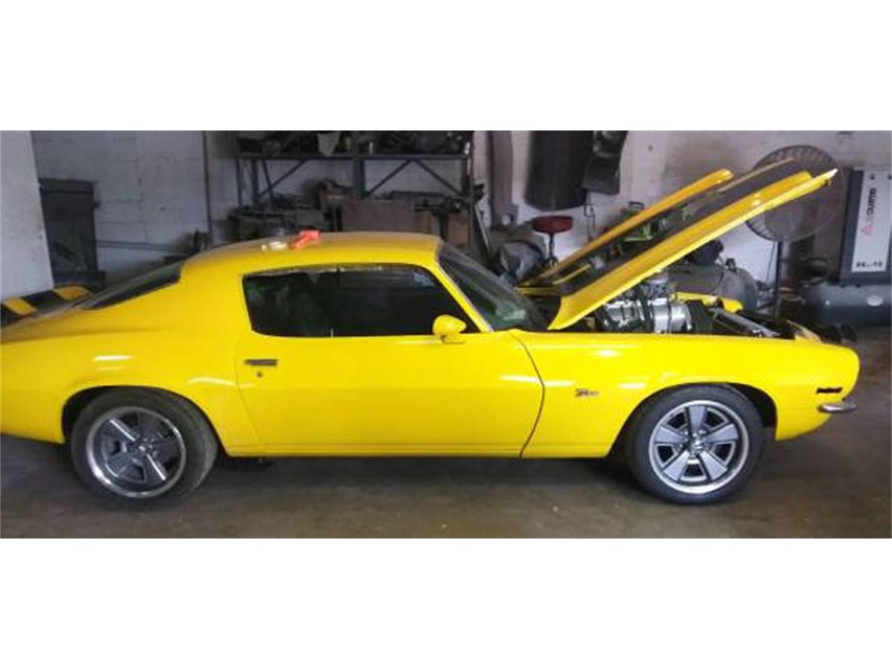 Large Picture of '73 Camaro Z28 - R1M5