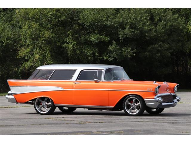 Picture of Classic '57 Chevrolet Nomad located in Illinois Offered by  - R1MI