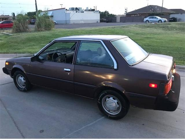 Picture of '83 Sentra - R0D2