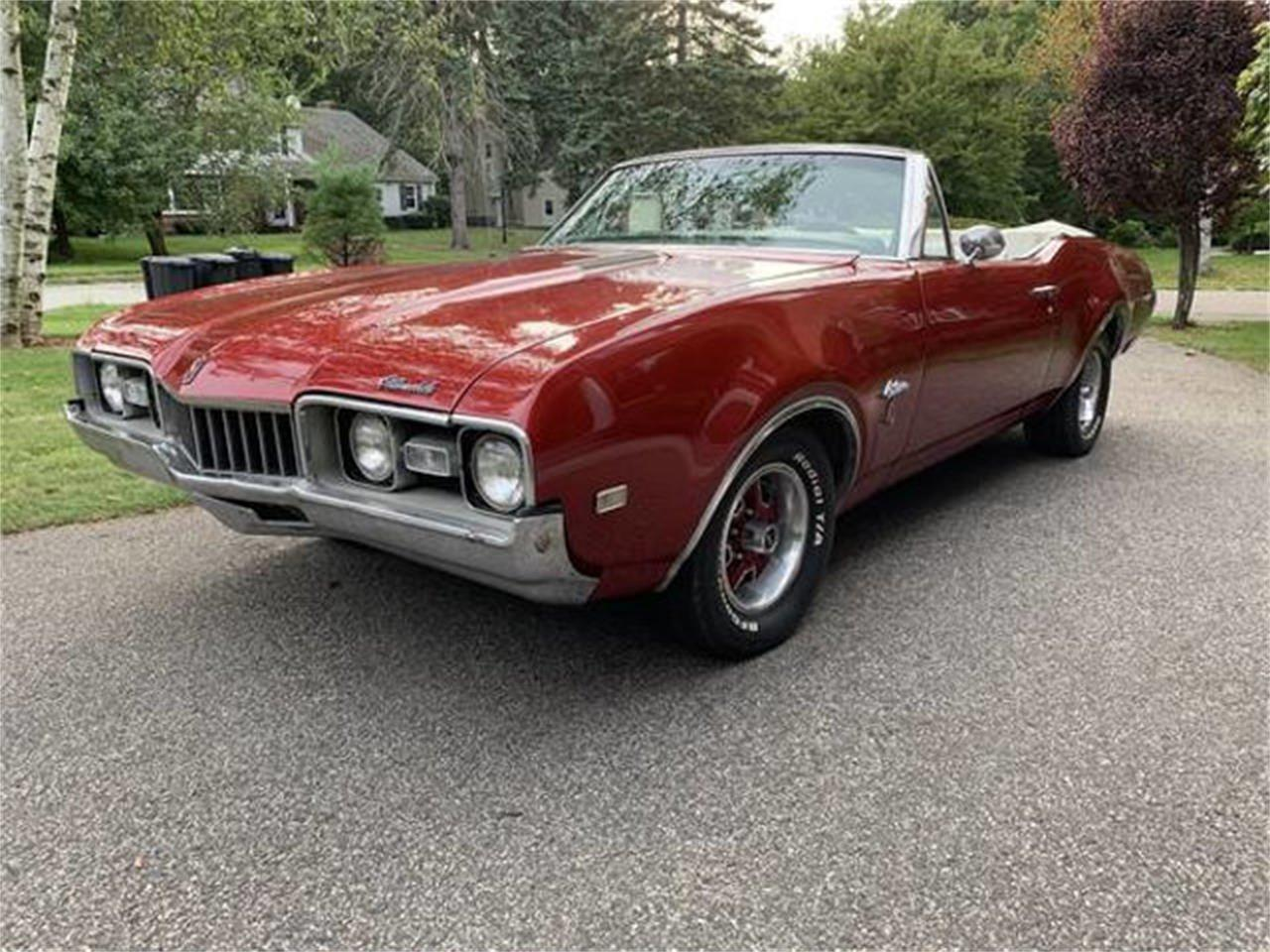 Large Picture of '68 Cutlass - R1MN