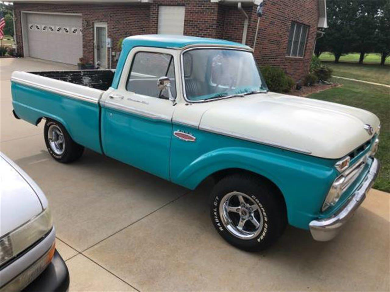 Large Picture of '66 Pickup - R1MP