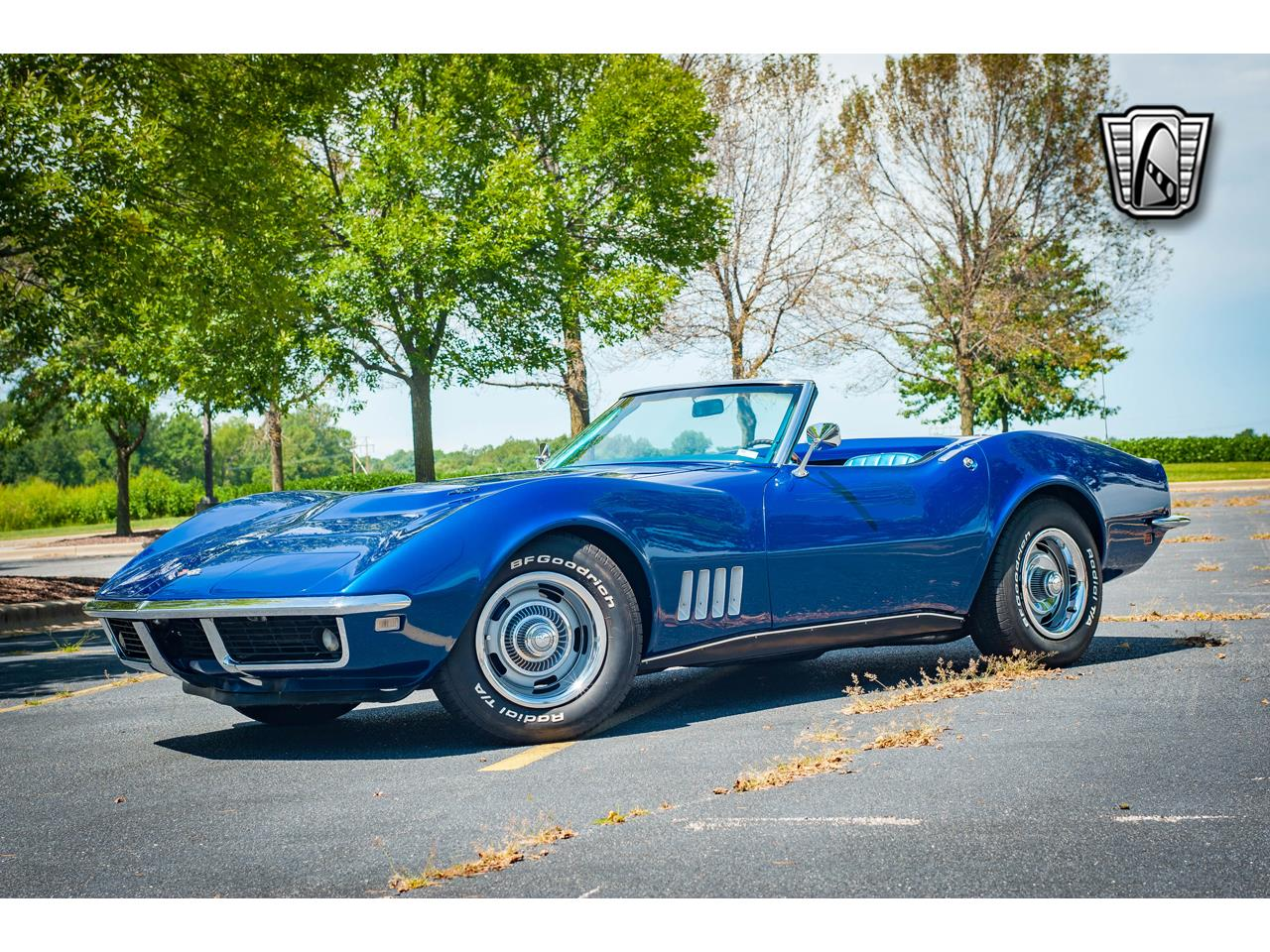Large Picture of '68 Corvette - R1NF