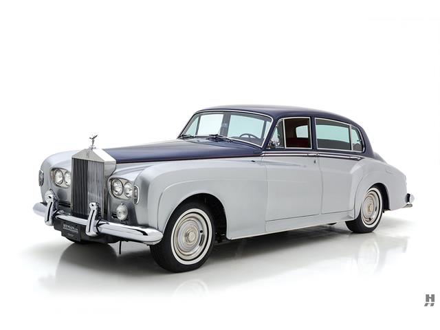 Picture of '64 Silver Cloud III - R1NZ