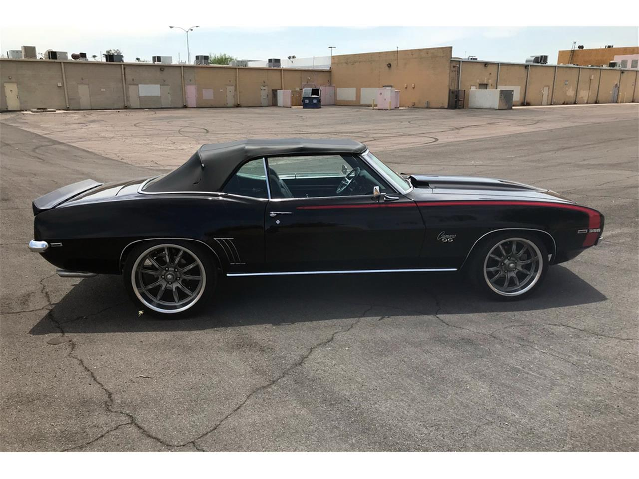 Large Picture of '69 Camaro - R1O5