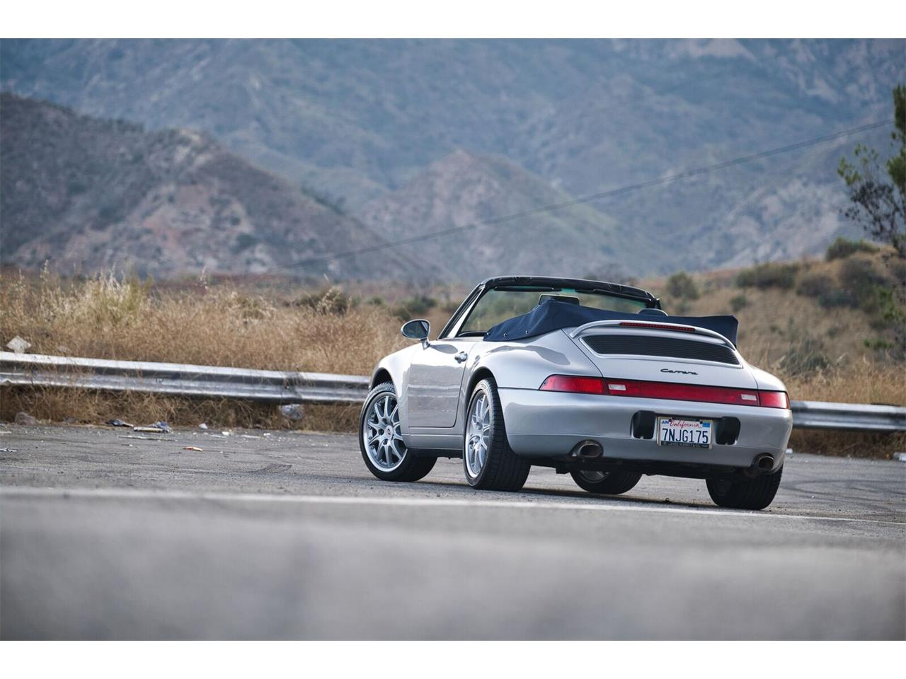 Large Picture of 1997 911 Carrera Offered by Bring A Trailer - R1OR