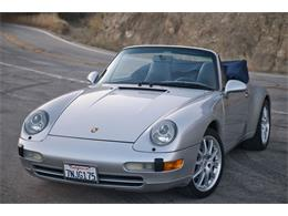 Picture of '97 911 Carrera located in California Auction Vehicle Offered by Bring A Trailer - R1OR