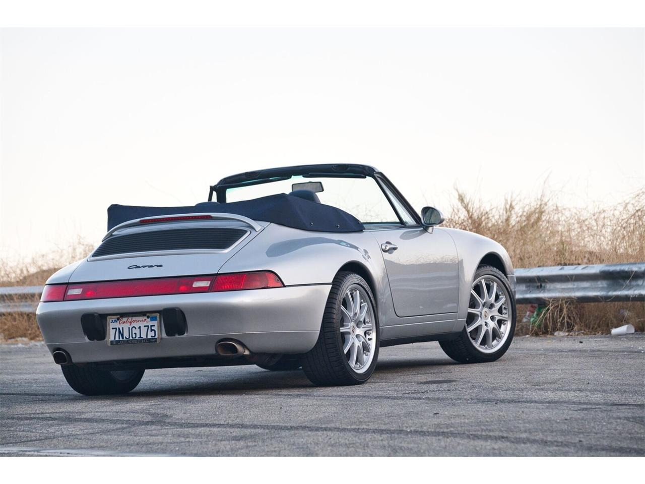 Large Picture of '97 Porsche 911 Carrera located in California Auction Vehicle Offered by Bring A Trailer - R1OR