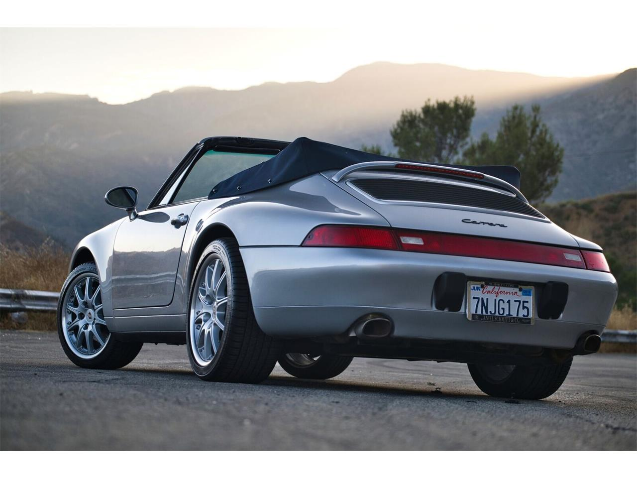 Large Picture of 1997 911 Carrera located in California Auction Vehicle - R1OR