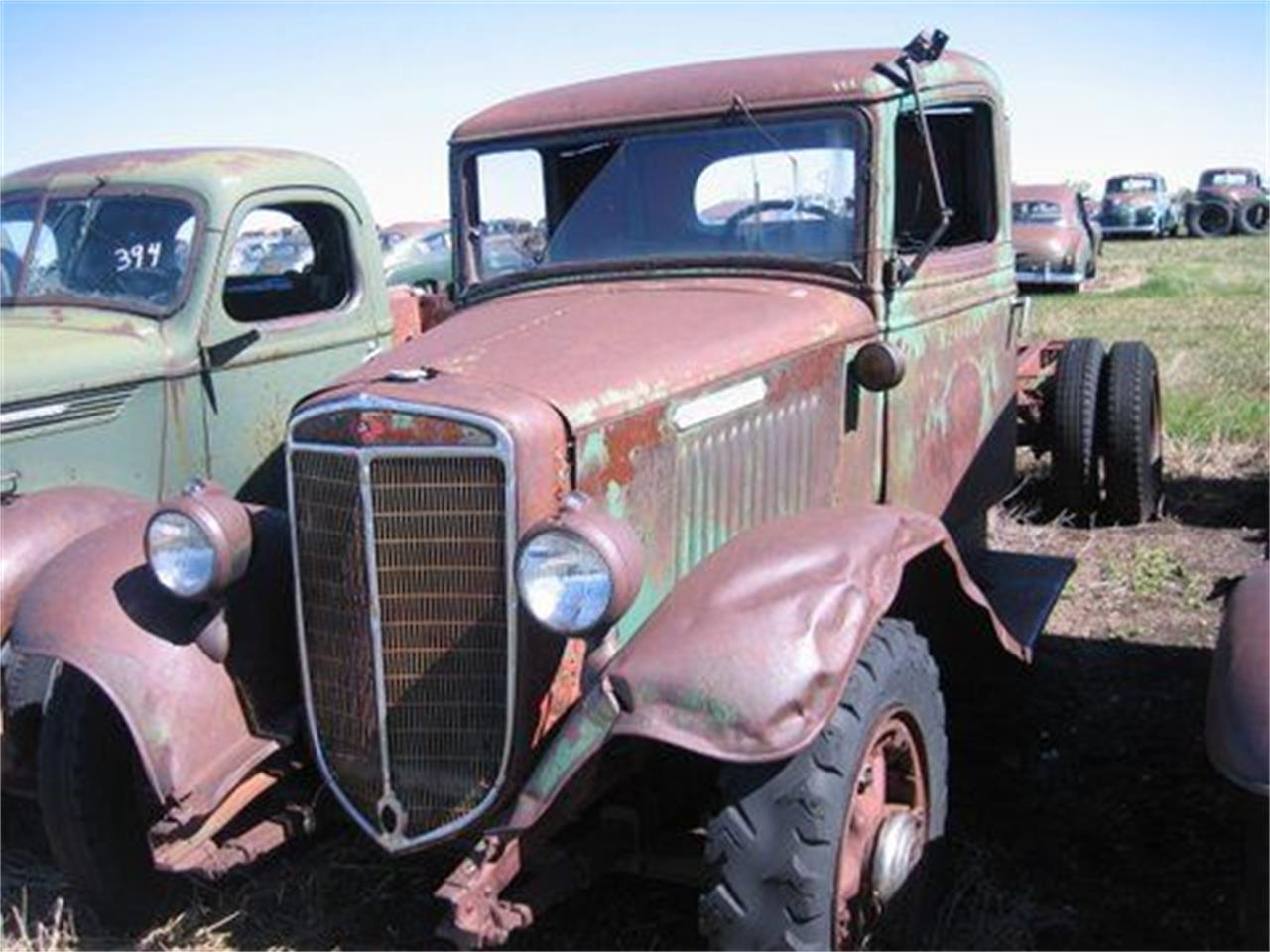 Large Picture of Classic 1936 Harvester - $4,495.00 Offered by Classic Car Deals - R08J