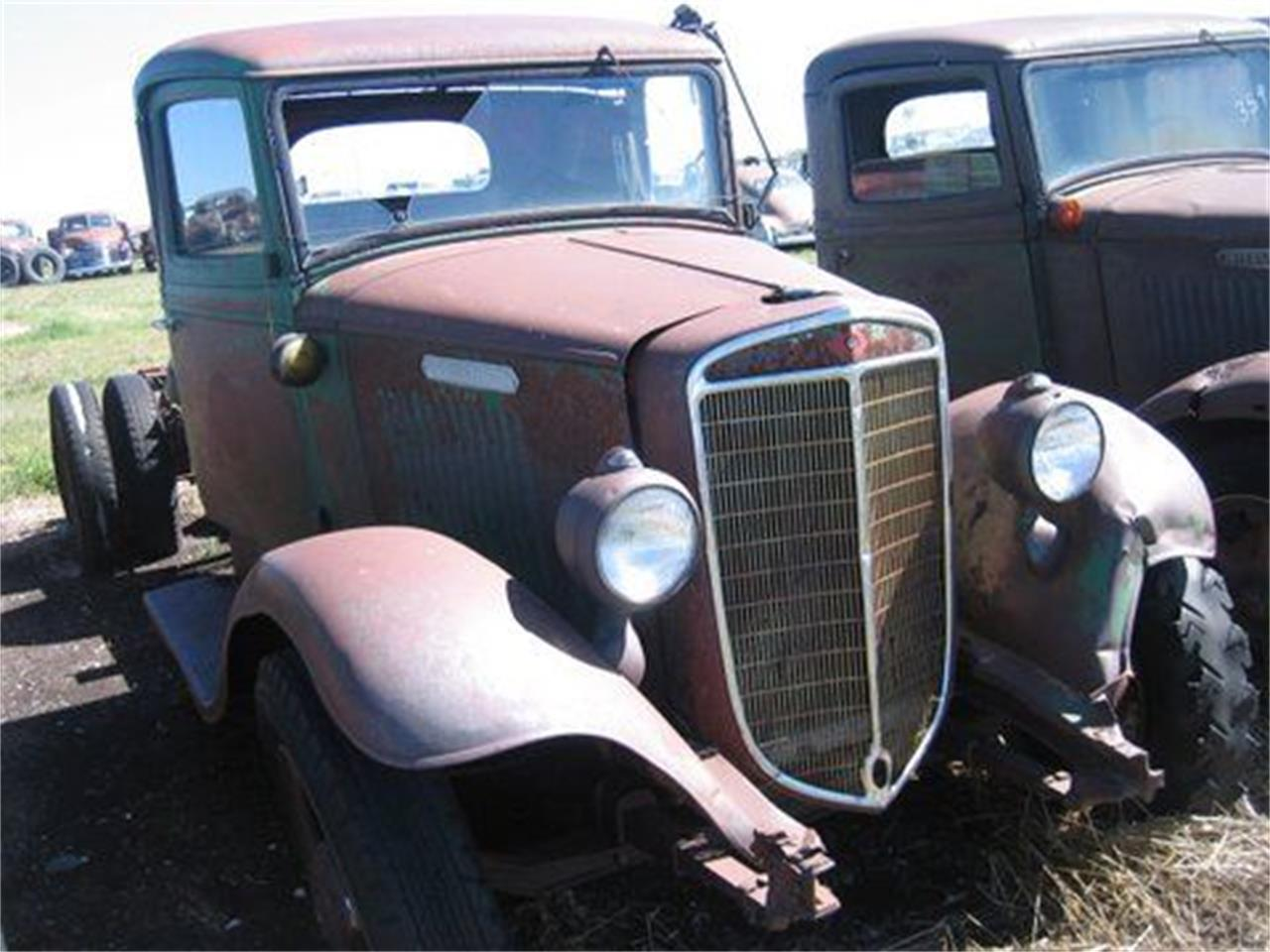 Large Picture of Classic '36 Harvester - $4,495.00 - R08J