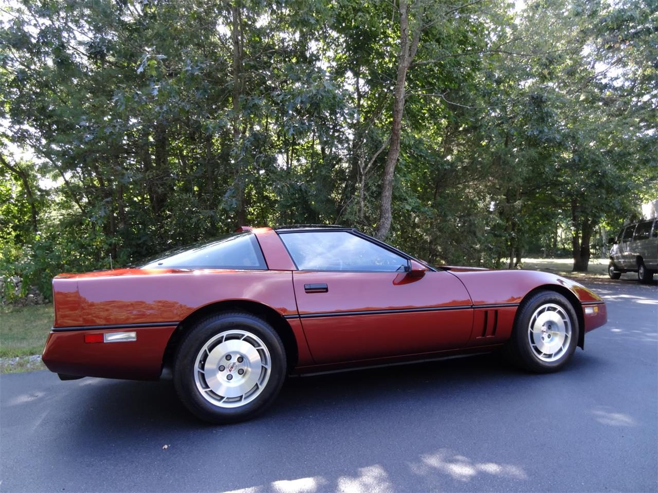 Large Picture of '86 Corvette - R1P0