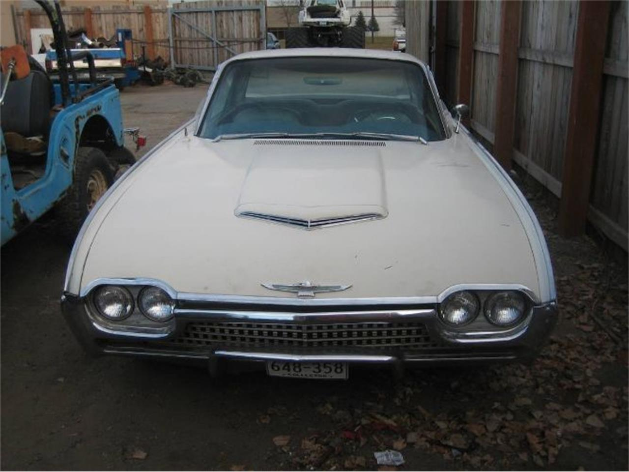 Large Picture of '62 Thunderbird located in Cadillac Michigan - $5,495.00 - R0DB