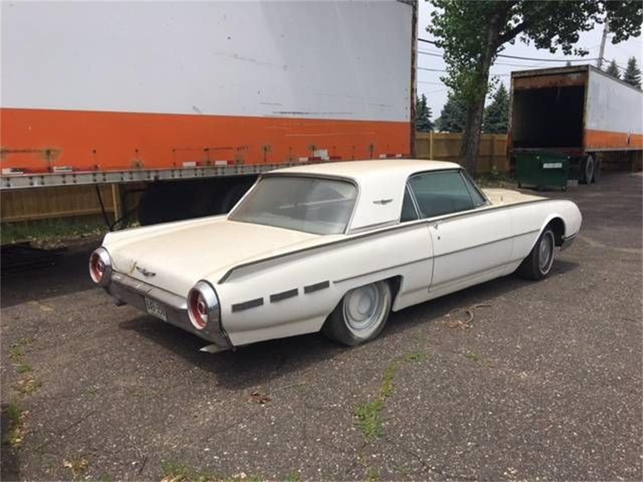 Large Picture of Classic 1962 Ford Thunderbird located in Michigan - $5,495.00 Offered by Classic Car Deals - R0DB