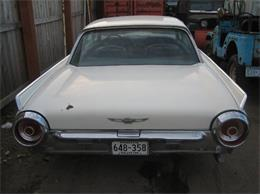 Picture of Classic '62 Ford Thunderbird Offered by Classic Car Deals - R0DB