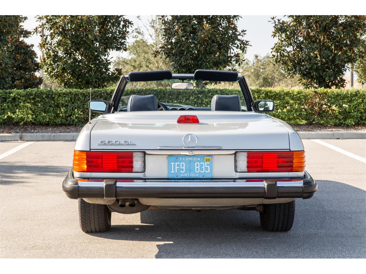 Large Picture of 1987 Mercedes-Benz 560SL Offered by Bring A Trailer - R1P5