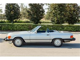 Picture of 1987 Mercedes-Benz 560SL Auction Vehicle Offered by Bring A Trailer - R1P5