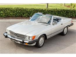 Picture of '87 560SL Auction Vehicle - R1P5