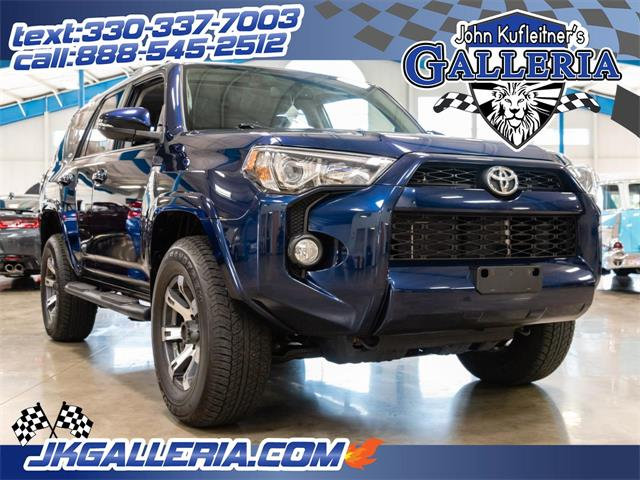 Picture of 2016 Toyota 4Runner located in Ohio - $35,800.00 Offered by  - R1PC