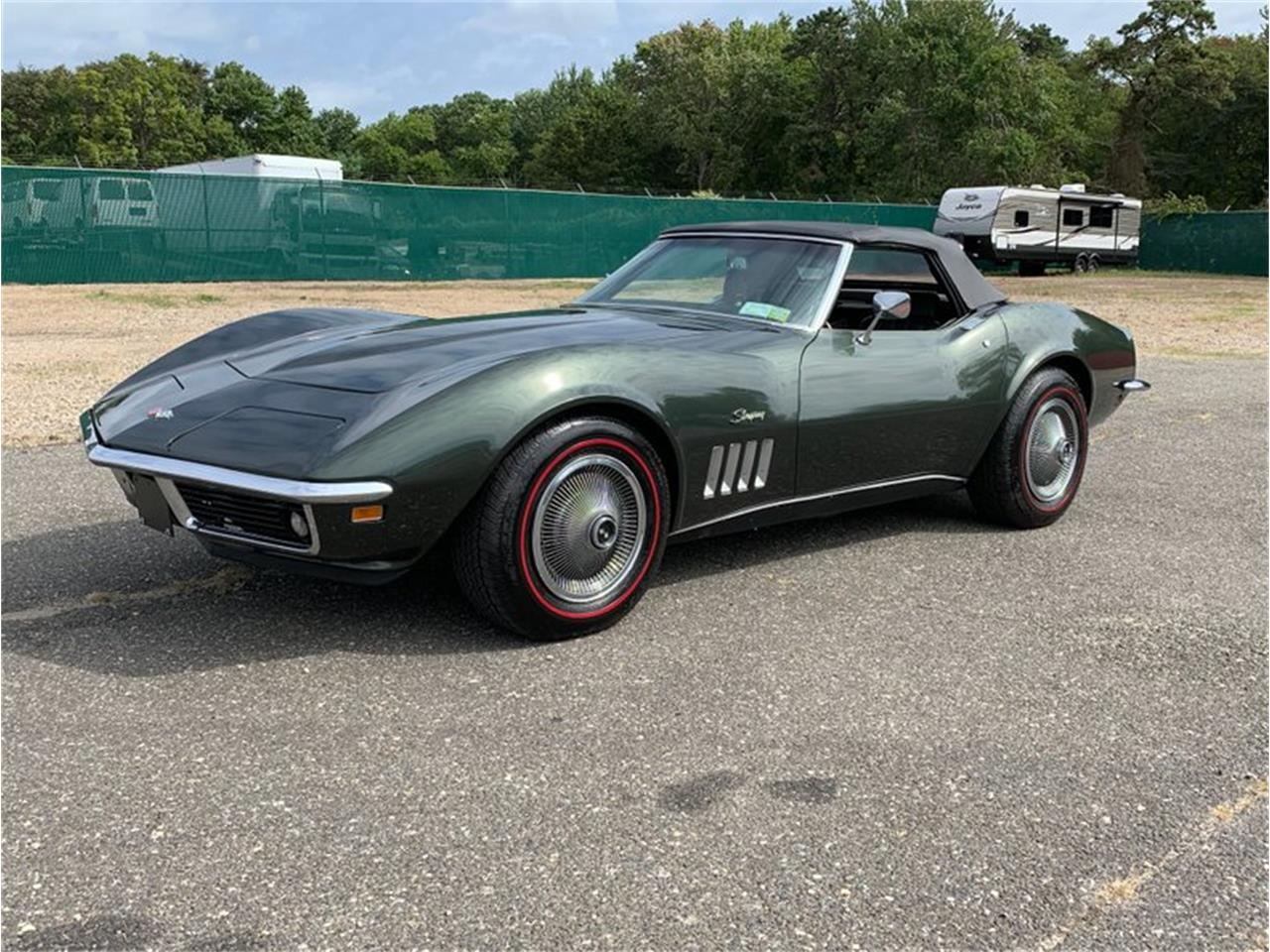Large Picture of 1969 Chevrolet Corvette - $33,500.00 Offered by Hollywood Motors - R1PD
