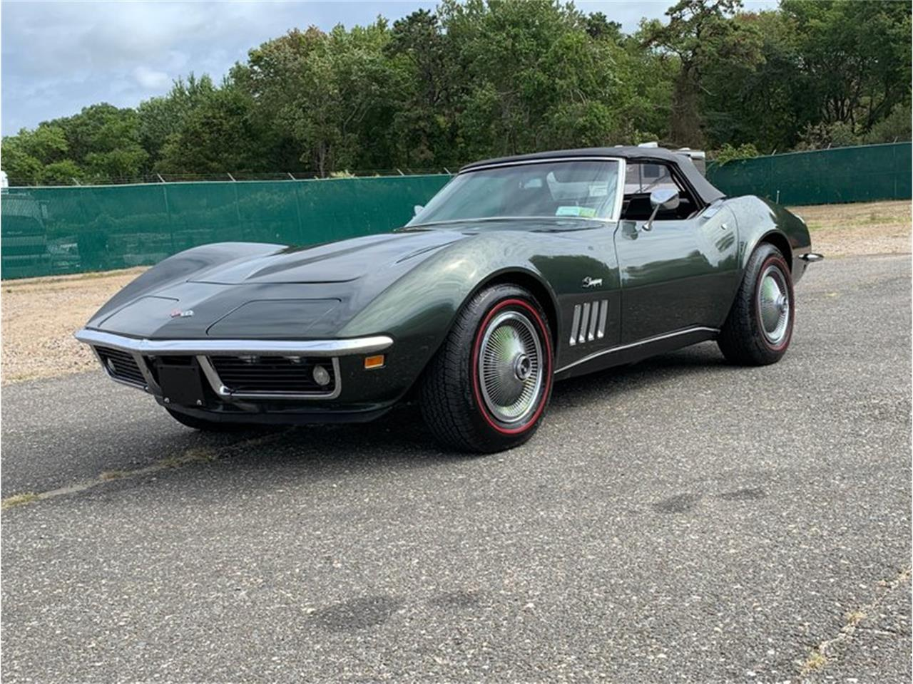 Large Picture of Classic '69 Corvette located in New York Offered by Hollywood Motors - R1PD