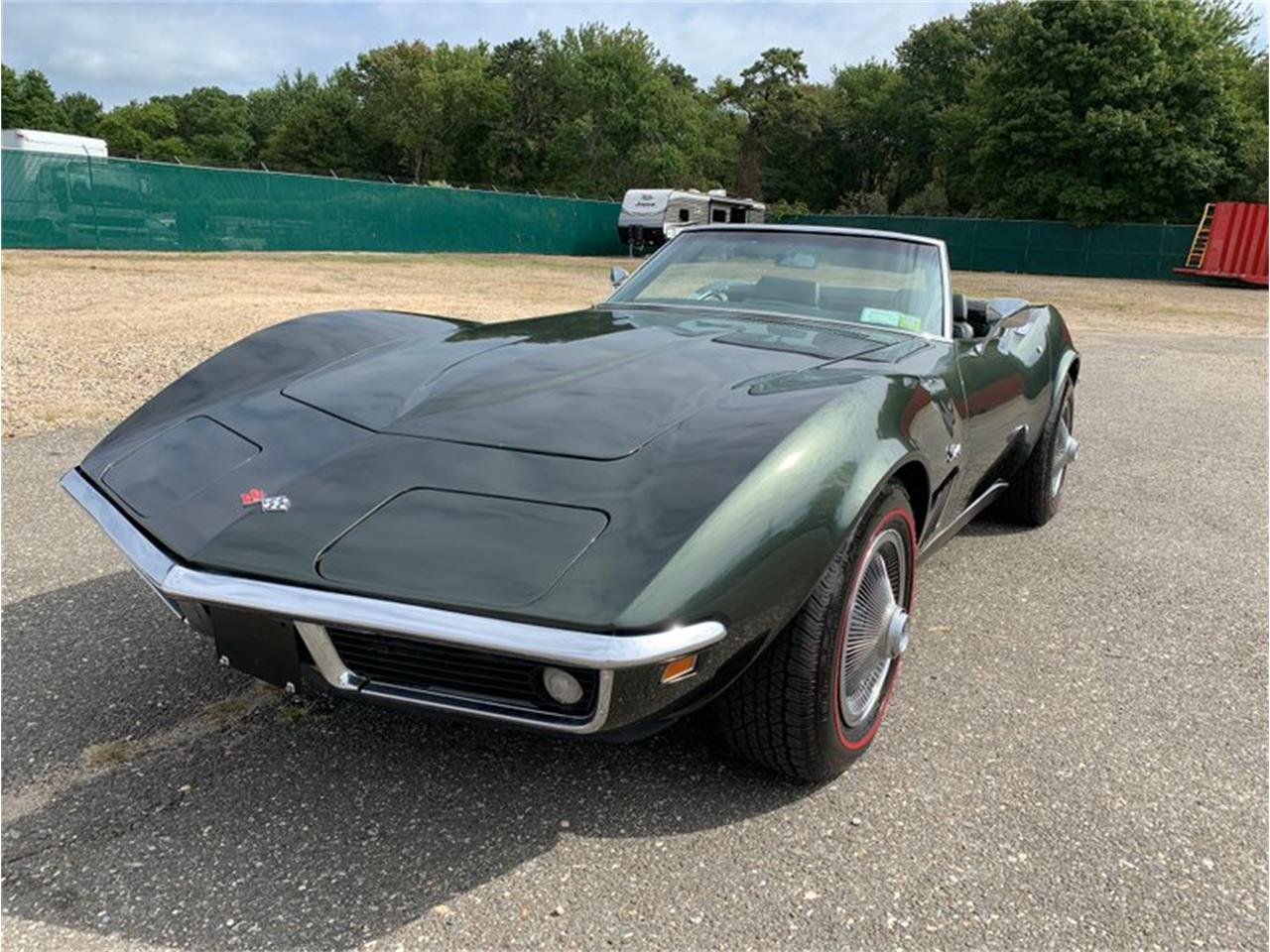 Large Picture of Classic '69 Corvette located in West Babylon New York Offered by Hollywood Motors - R1PD