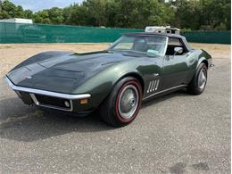 Picture of '69 Chevrolet Corvette located in West Babylon New York - $33,500.00 Offered by Hollywood Motors - R1PD