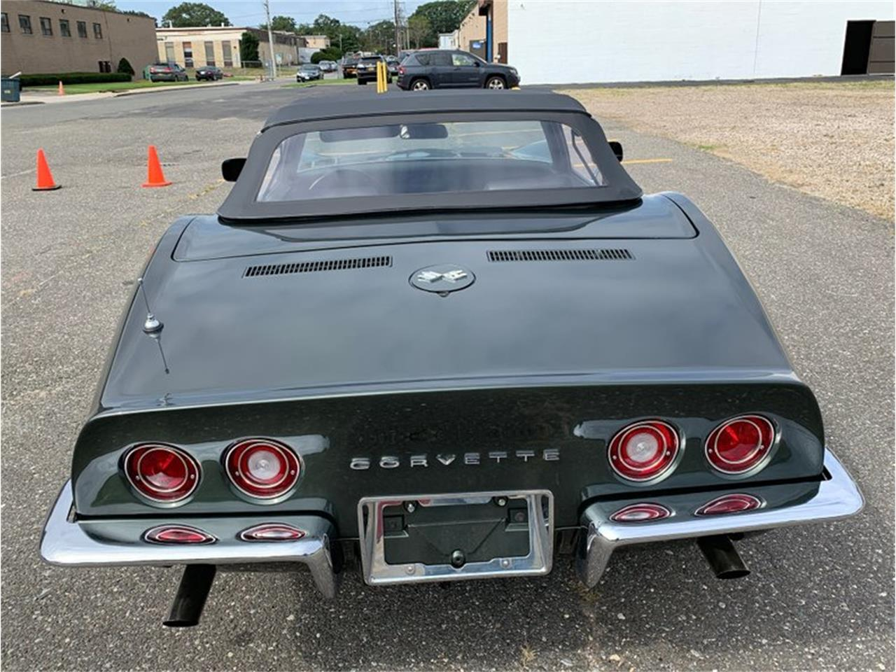 Large Picture of Classic '69 Corvette located in West Babylon New York - R1PD