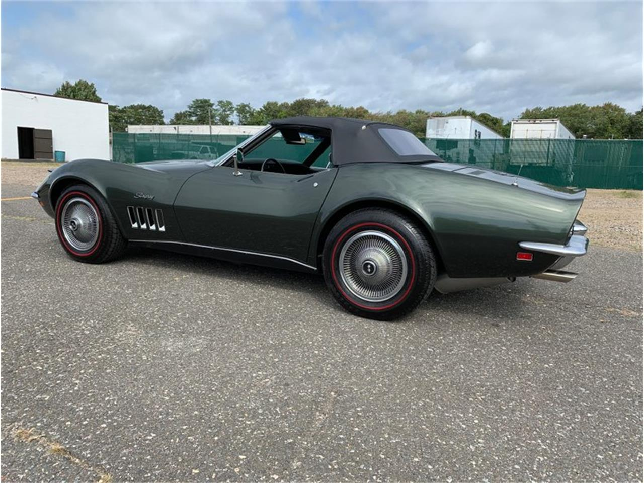 Large Picture of '69 Chevrolet Corvette located in New York - $33,500.00 Offered by Hollywood Motors - R1PD