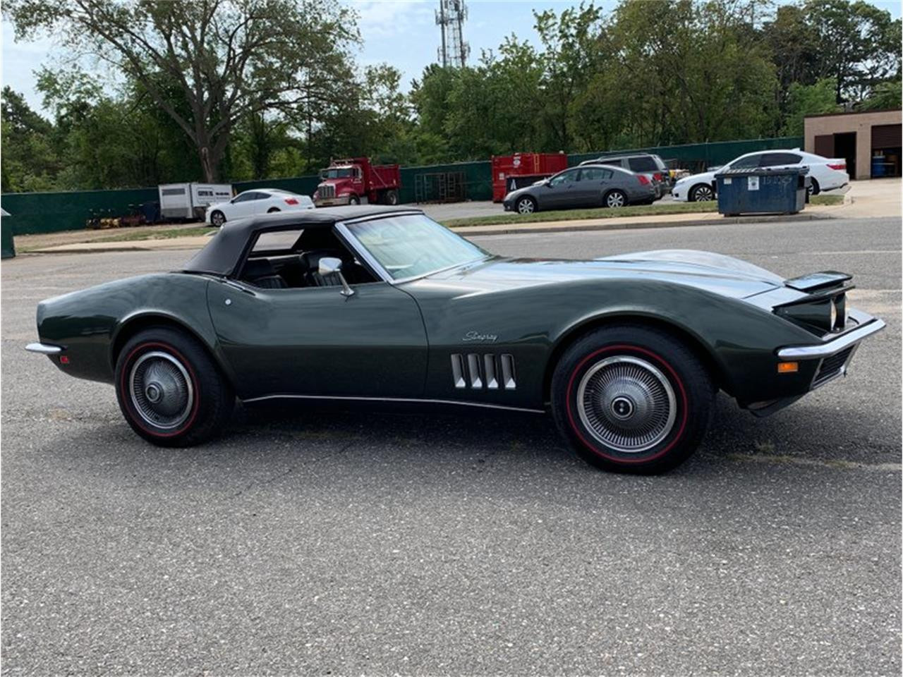 Large Picture of Classic 1969 Chevrolet Corvette Offered by Hollywood Motors - R1PD