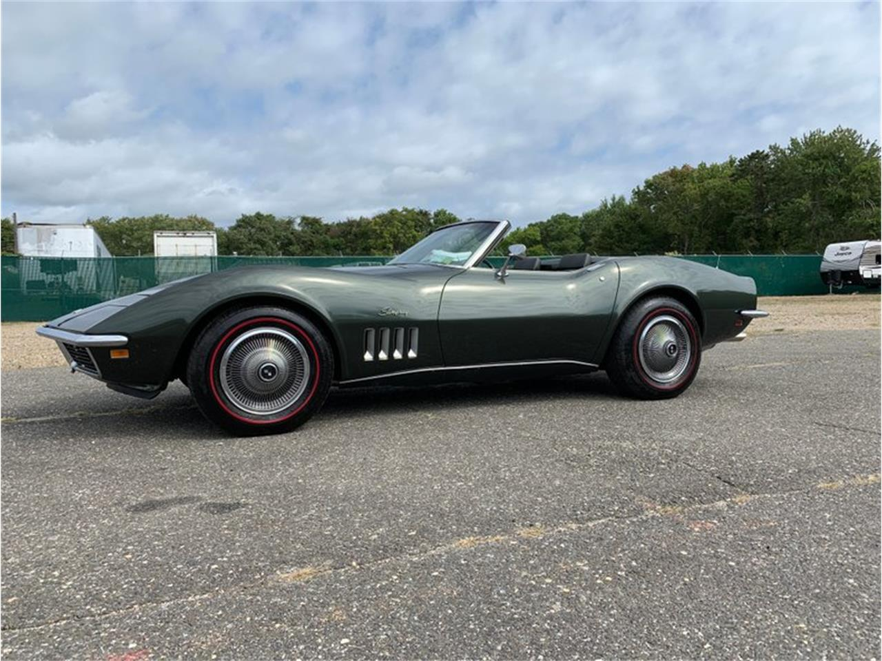 Large Picture of '69 Corvette - $33,500.00 - R1PD