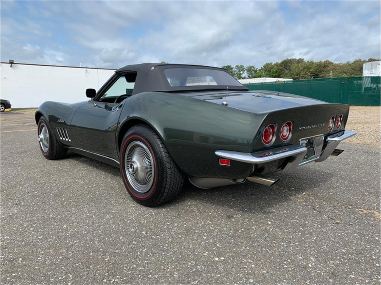 Large Picture of '69 Chevrolet Corvette Offered by Hollywood Motors - R1PD