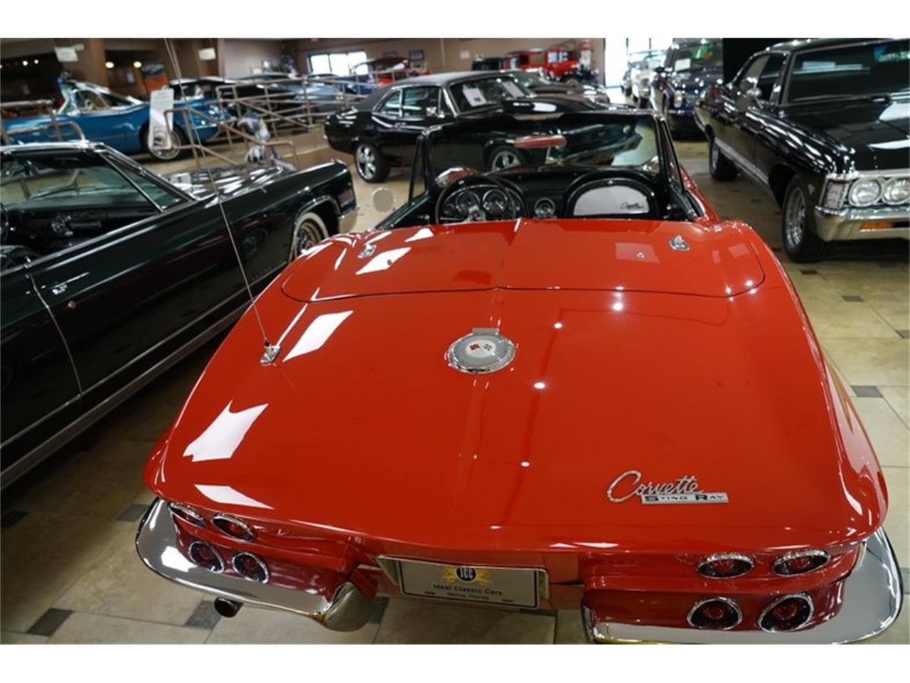 Large Picture of '64 Chevrolet Corvette Offered by Ideal Classic Cars - R1PF