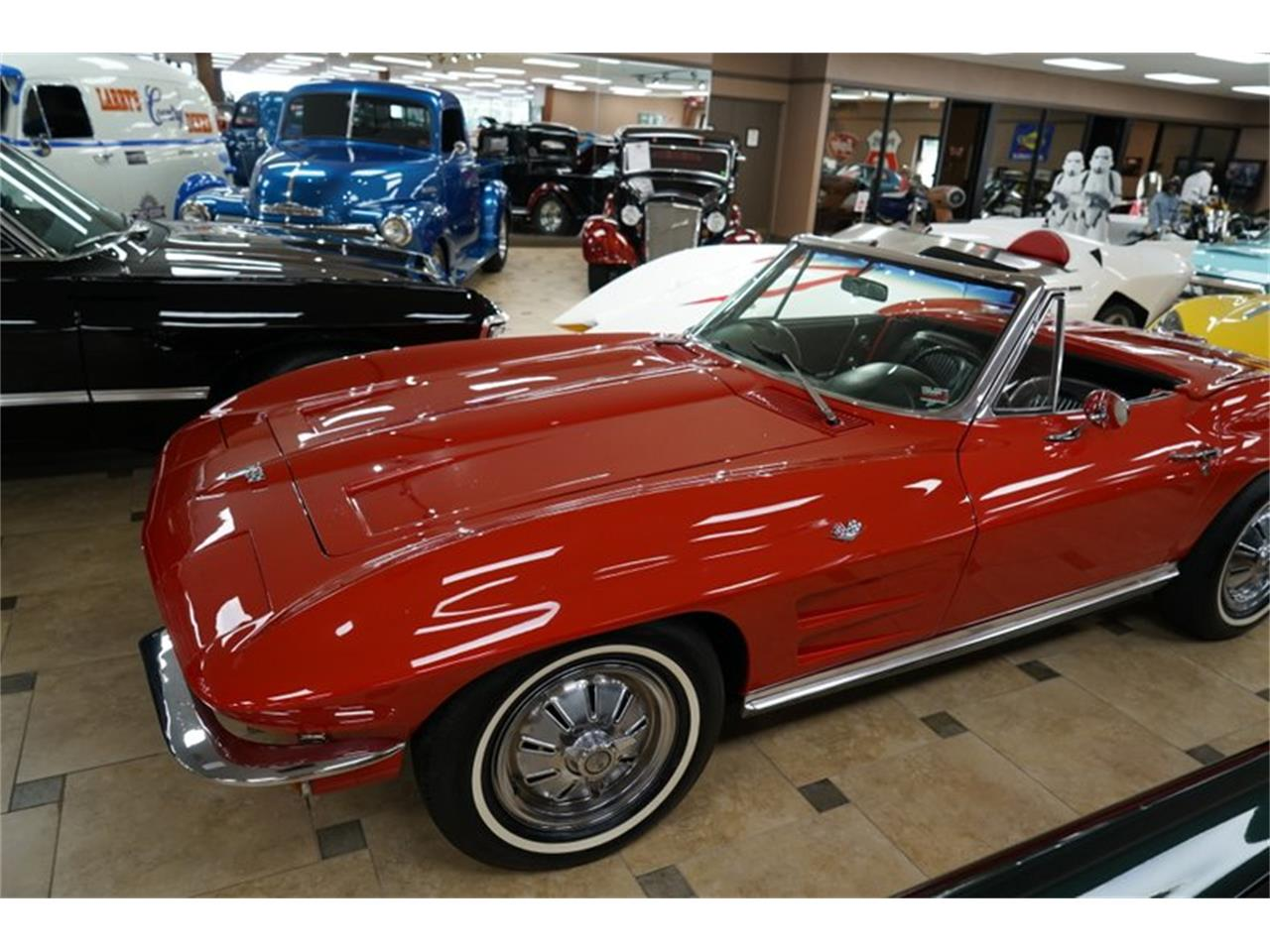 Large Picture of '64 Chevrolet Corvette located in Venice Florida - $39,983.00 Offered by Ideal Classic Cars - R1PF