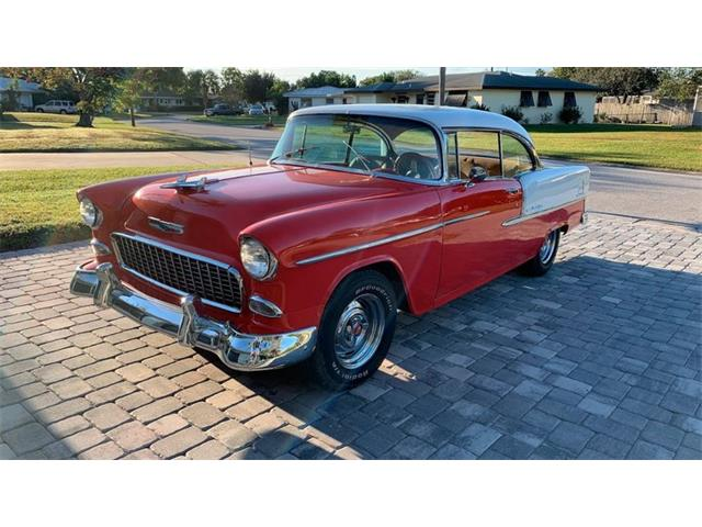 Picture of '55 Bel Air - R1PG