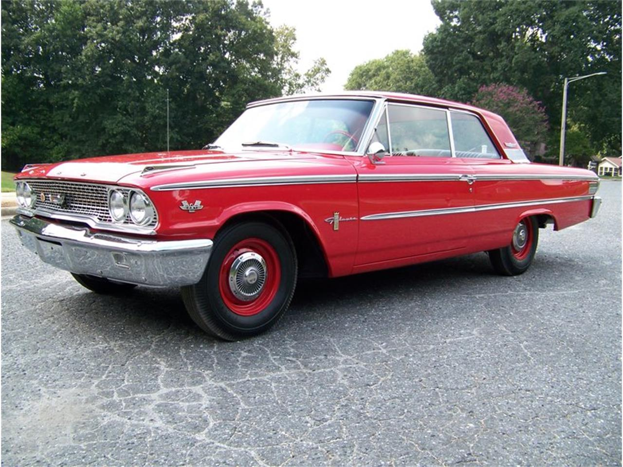 Large Picture of '63 Galaxie - R1PK