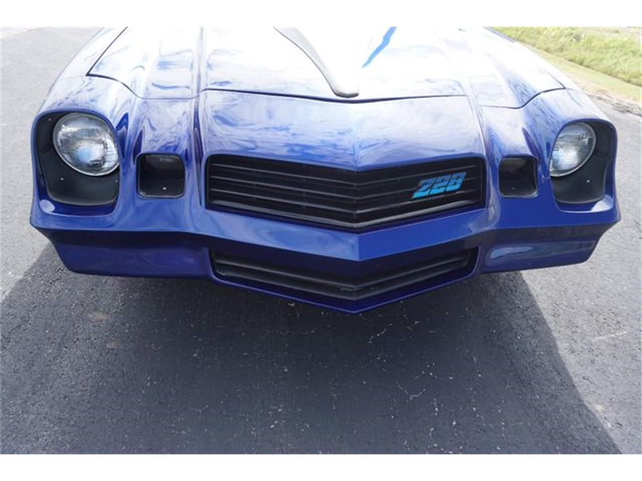 Large Picture of '80 Camaro Z28 - R1QD