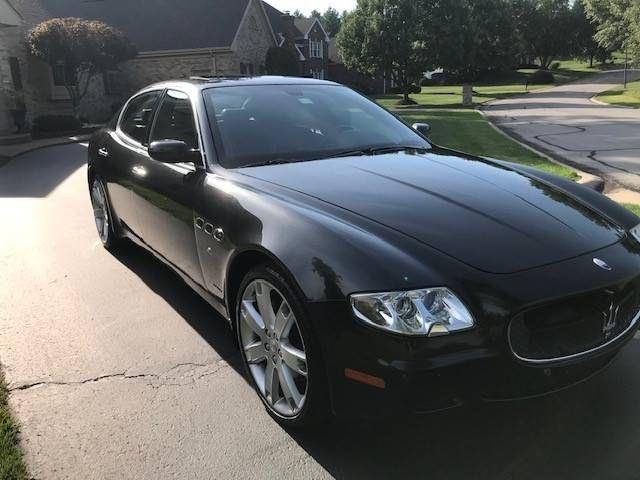 Picture of '07 Maserati Quattroporte located in Cadillac Michigan - R0DG