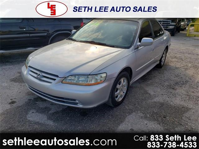 Picture of '02 Accord - R1QG